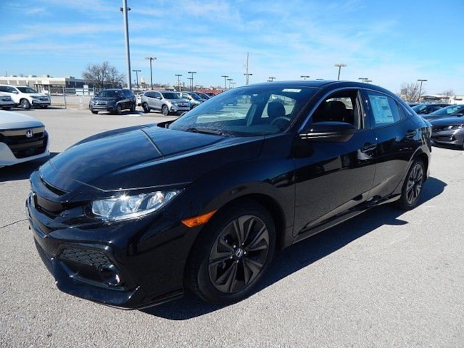 2019 Honda Civic EX-L w/Navi Hatchback