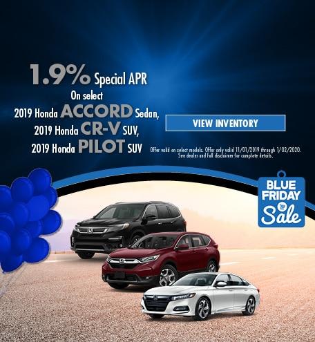 1.9% Special APR