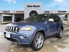 New 2021 Jeep Grand Cherokee LIMITED 4X2 Sport Utility For Sale in Lake Jackson, TX