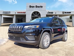 New 2021 Jeep Cherokee LATITUDE FWD Sport Utility For Sale in Lake Jackson, TX
