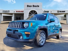 New 2021 Jeep Renegade LATITUDE FWD Sport Utility For Sale in Lake Jackson, TX