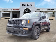 New 2021 Jeep Renegade JEEPSTER FWD Sport Utility For Sale in Lake Jackson, TX