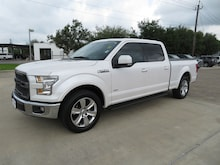 2016 Ford F-150 2WD Supercrew 6-1/2 Ft Box Lariat Truck