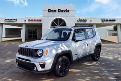 New 2020 Jeep Renegade ALTITUDE FWD Sport Utility For Sale in Lake Jackson, TX