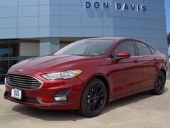 New 2019 Ford Fusion SE SE FWD Arlington, Texas