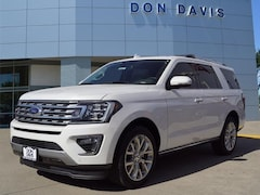 New 2019 Ford Expedition Limited Limited 4x2 Arlington, Texas