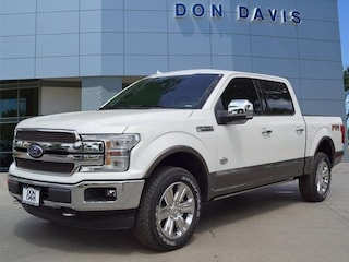 2019 Ford F-150 King Ranch King Ranch 4WD SuperCrew 5.5 Box