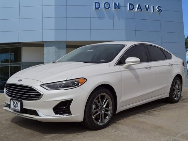 Don Davis Ford >> New 2019 Ford Fusion For Sale At Don Davis Ford Lincoln Vin