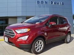 Used 2018 Ford EcoSport SE SE FWD Arlington, Texas