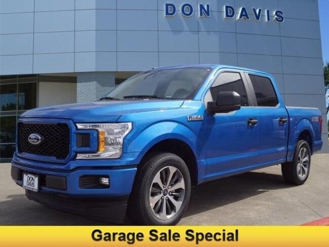 Don Davis Ford >> New 2019 Ford F 150 For Sale Arlington Tx Vin