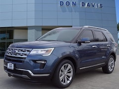 New 2019 Ford Explorer Limited Limited FWD Arlington, Texas