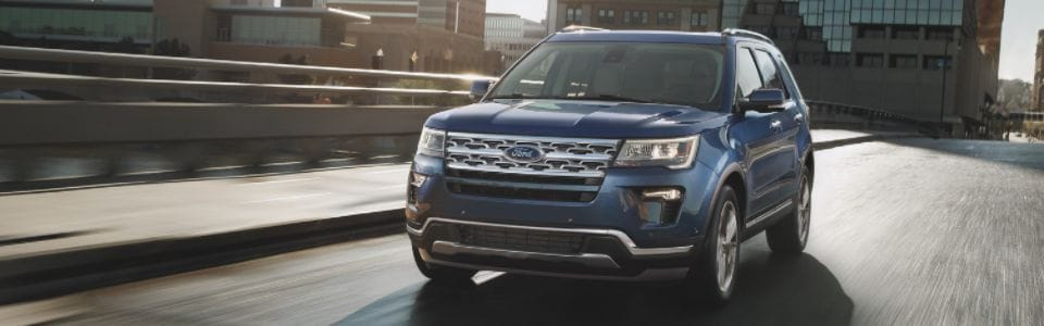 Ford Explorer Models >> 2019 Ford Explorer Suv Arlington Tx
