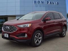 New 2019 Ford Edge SEL SEL FWD Arlington, Texas