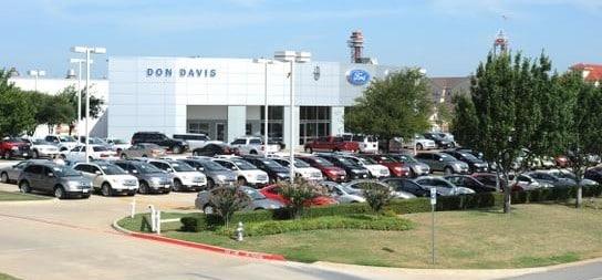 Don Davis Ford >> Arlington Ford Dealer About Don Davis Ford Lincoln