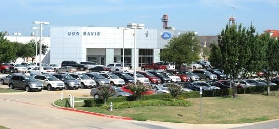Ford Dealership Arlington Tx >> Arlington Ford Dealer About Don Davis Ford Lincoln