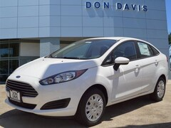 New 2019 Ford Fiesta S Sedan Arlington, Texas