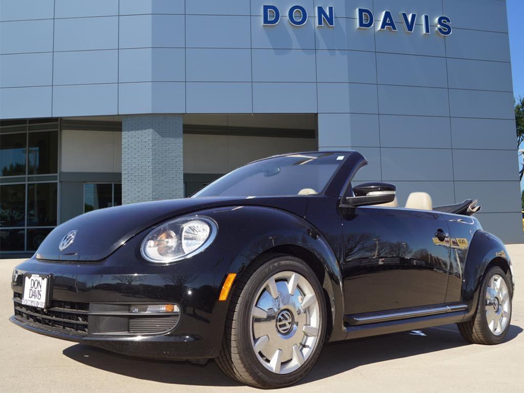 2014 Volkswagen Beetle 2.5 Convertible