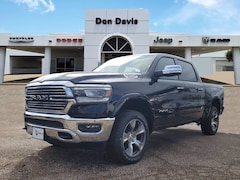 New 2021 Ram 1500 LARAMIE CREW CAB 4X4 5'7 BOX Crew Cab For Sale in Lake Jackson, TX