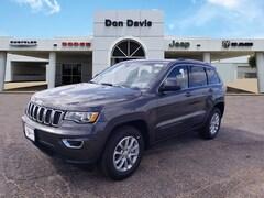 New 2021 Jeep Grand Cherokee LAREDO E 4X2 Sport Utility For Sale in Lake Jackson, TX