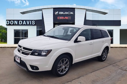 2018 Dodge Journey GT GT FWD