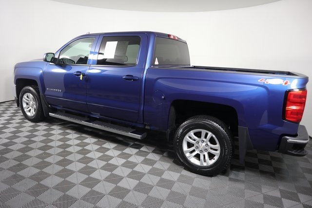 Used 2016 Chevrolet Silverado 1500 LT with VIN 3GCUKREC1GG189587 for sale in Baxter, Minnesota