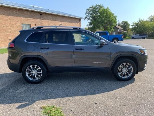 Used 2019 Jeep Cherokee Latitude Plus with VIN 1C4PJMLX8KD106901 for sale in Grand Rapids, Minnesota