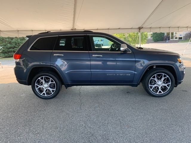 Used 2019 Jeep Grand Cherokee Limited with VIN 1C4RJFBG5KC669612 for sale in Grand Rapids, Minnesota