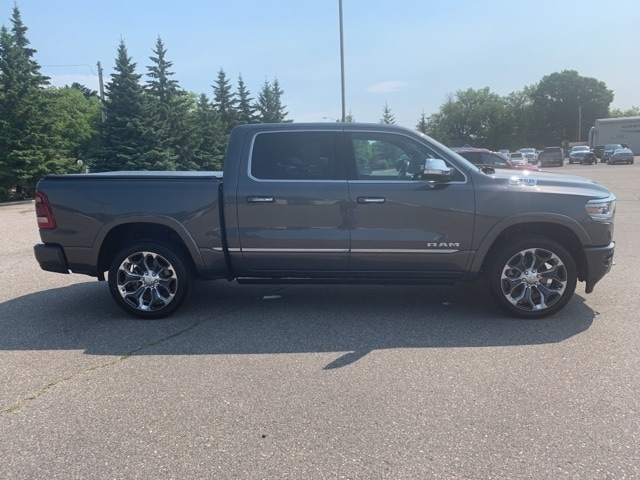 Used 2020 RAM Ram 1500 Pickup Limited with VIN 1C6SRFHT0LN358195 for sale in Grand Rapids, Minnesota