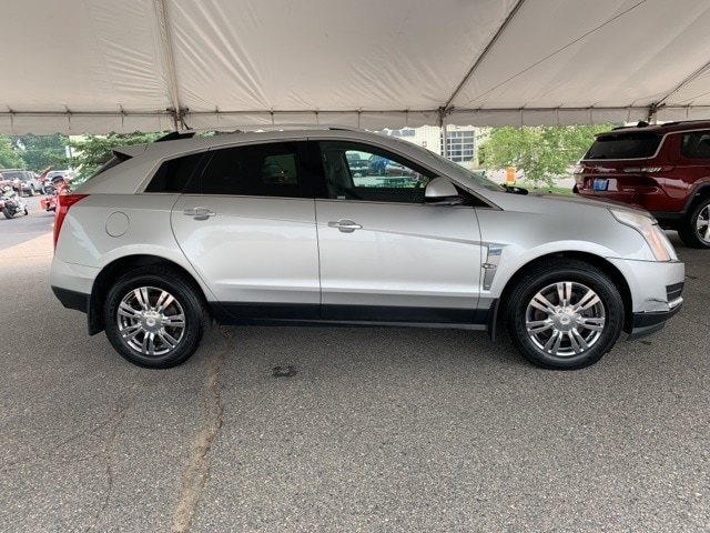 Used 2011 Cadillac SRX Luxury Collection with VIN 3GYFNDEY1BS587395 for sale in Grand Rapids, Minnesota
