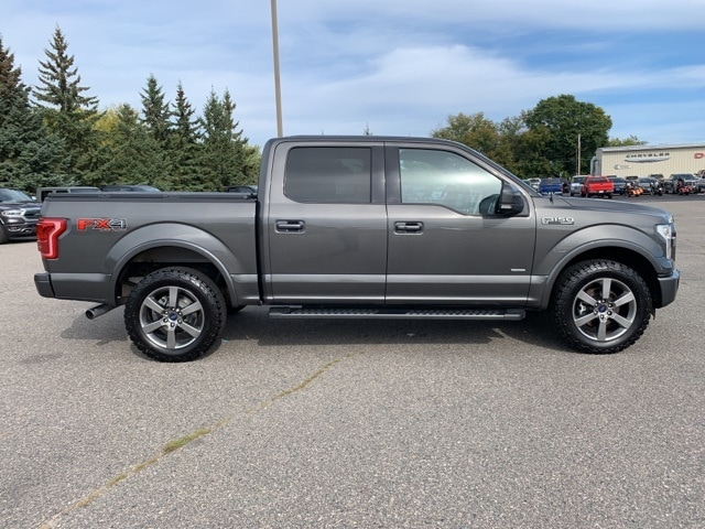 Used 2016 Ford F-150 XLT with VIN 1FTEW1EG1GKF51083 for sale in Grand Rapids, Minnesota