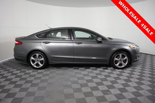 Used 2014 Ford Fusion SE with VIN 1FA6P0HD8E5372988 for sale in Baxter, Minnesota