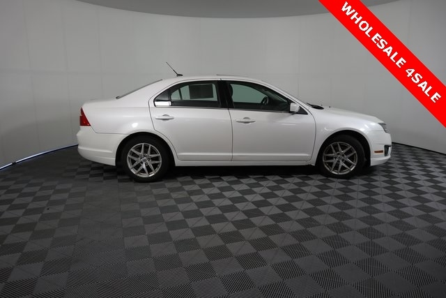 Used 2012 Ford Fusion SEL with VIN 3FAHP0JAXCR316120 for sale in Baxter, Minnesota