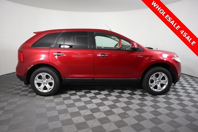 Used 2011 Ford Edge SEL with VIN 2FMDK4JC2BBA70902 for sale in Baxter, Minnesota