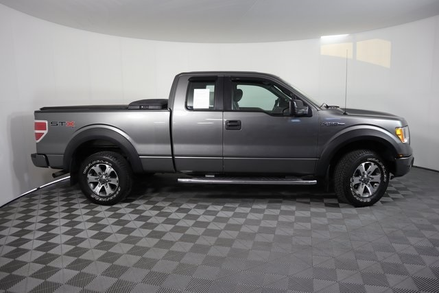 Used 2012 Ford F-150 STX with VIN 1FTFX1EF1CFC98908 for sale in Baxter, Minnesota