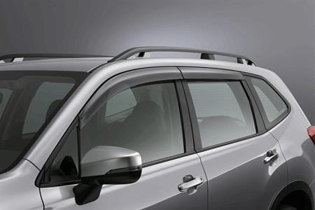 Door Vent Visors