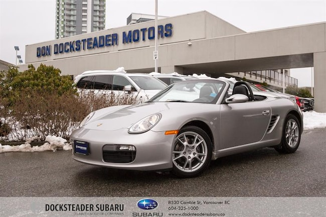 2006 Porsche Boxster Roadster LOW KMS! | Navigation | Heated Seats | *C Convertible