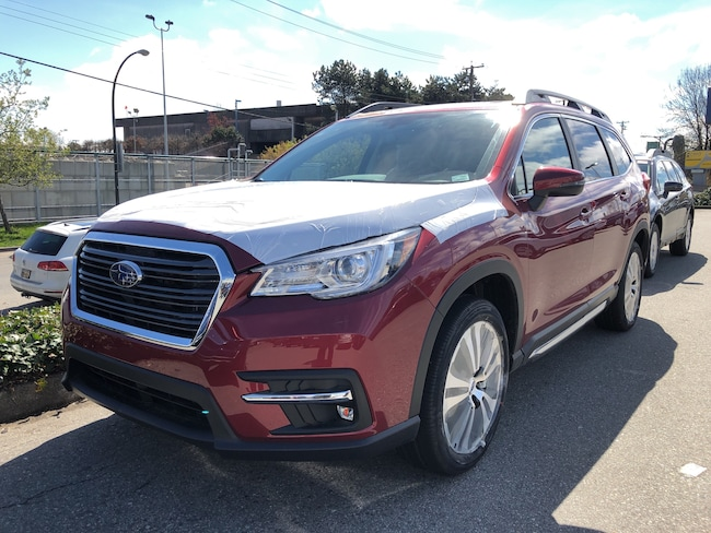 2019 Subaru Ascent Limited With Captains Chairs SUV