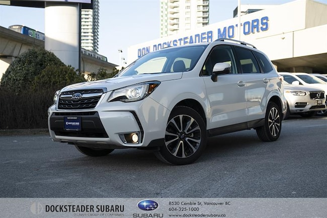 2018 Subaru Forester 2.0XT Limited CVT Certified PRE-Owned | Leather | SUV