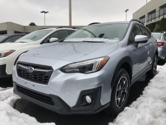 2019 Subaru Crosstrek Sport w/ Eyesight CVT SUV