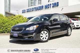 2015 Subaru Impreza 2.0i | BLUETOOTH | BACK-UP CAM | Hatchback