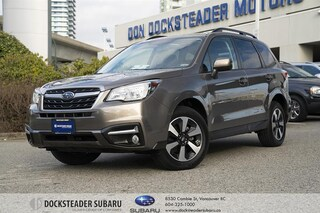 2018 Subaru Forester 2.5i  TOURING | CERTIFIED PRE-OWNED | SUNROOF | SUV