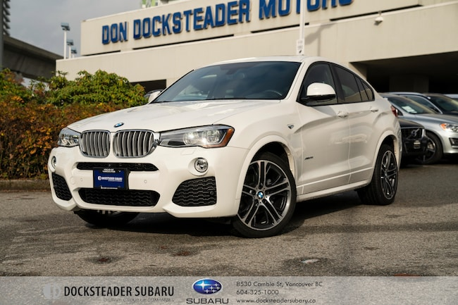 2015 BMW X4 Xdrive35i | BLUETOOTH | SUNROOF | NAVI SAV