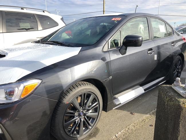 2019 Subaru WRX 4Dr 6sp Sedan