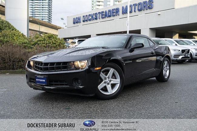 2011 Chevrolet Camaro 1LS   6 SPEED MANUAL   2 SETS OF TIRES   Coupe