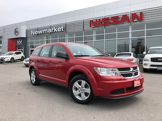 2014 Dodge Journey CVP -  Cloth / Keyless / AC / Cruise SUV