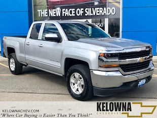2019 Chevrolet Silverado 1500 LD LT 4x4 Bluetooth, Back Up Camera,  Truck Double Cab