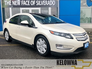 2012 Chevrolet Volt Base Hybrid, Bluetooth, Back Up Camera, Leather Hatchback