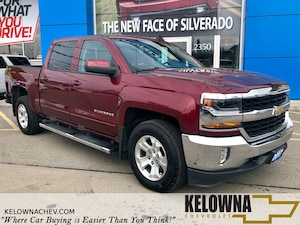 2017 Chevrolet Silverado 1500 LT Back up Camera, Bluetooth, True North Edition