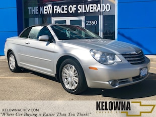 2008 Chrysler Sebring Touring FWD Remote Keyless Entry, Power  Convertible