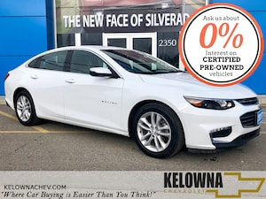 2017 Chevrolet Malibu LT w/1LT FWD Bluetooth, Back Up Camera,